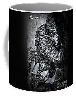 Darkness Clown Coffee Mug