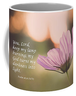 Darkness Into Light Coffee Mug
