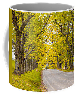 Darling Hill Autumn Coffee Mug