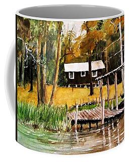 Darrells Hideout Coffee Mug