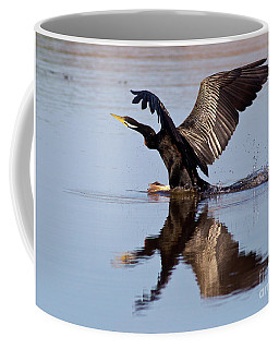Darter Landing Coffee Mug