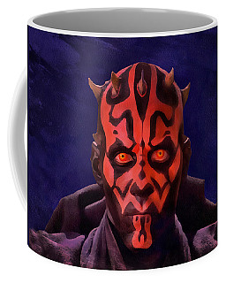 Darth Maul Dark Lord Of The Sith Coffee Mug