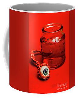 Darwin Leye Coffee Mug