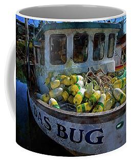 Das Bug Coffee Mug