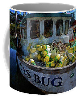 Das Bug Coffee Mug