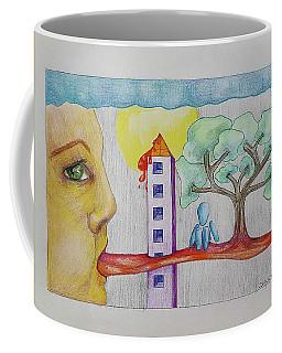 Das Leben Coffee Mug