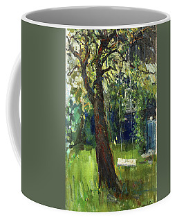 Dasha's Swings Coffee Mug