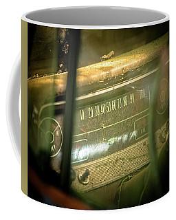 Dashboard Glow Coffee Mug