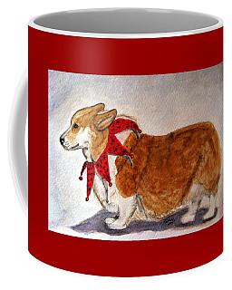 Dashing Through The Snow Surely You Jest Coffee Mug
