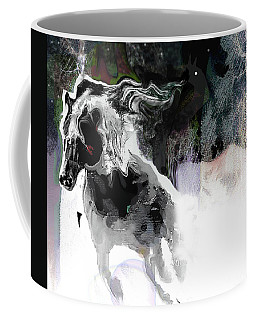 Dashing Through The Snow Coffee Mug