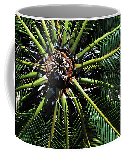 Coffee Mug featuring the photograph Date Palm by Kay Lovingood