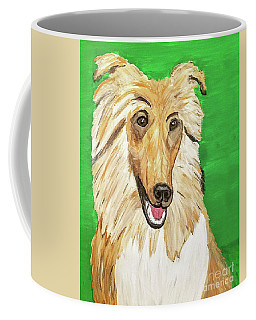 Date With Paint Feb 19 Duke Coffee Mug
