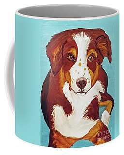 Date With Paint Feb 19 Finley Coffee Mug