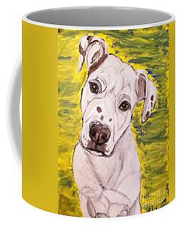Date With Paint Feb 19 Jack Coffee Mug by Ania M Milo