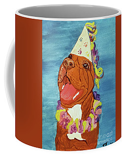 Date With Paint Feb 19 Kayna Coffee Mug by Ania M Milo