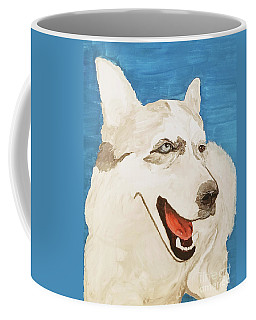 Date With Paint Feb 19 Layla Coffee Mug