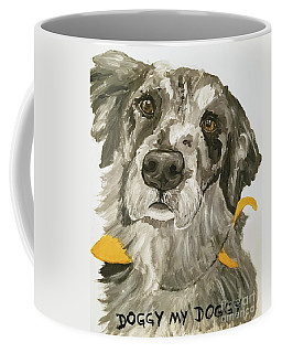 Date With Paint Feb 19 Lola Coffee Mug