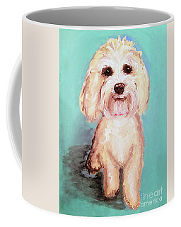 Date With Paint Feb 19 Olive Coffee Mug