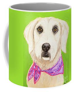 Date With Paint Feb 19 Sally Coffee Mug by Ania M Milo