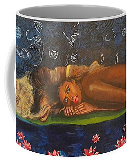 Daughter Of The Cosmos Coffee Mug