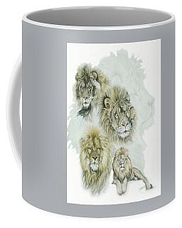 Dauntless Coffee Mug by Barbara Keith