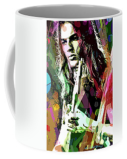 Dave Gilmour Dark Side Coffee Mug