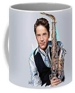 Dave Koz Coffee Mug
