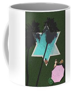 Dave Star Holiday Card Coffee Mug