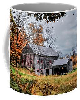 Davenport Farm - Connecticut Scenic Coffee Mug