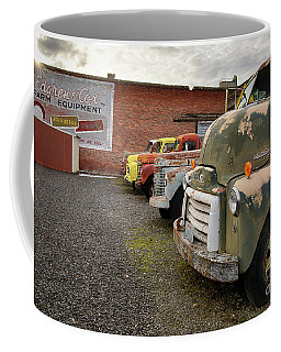 Daves Salvage Coffee Mug