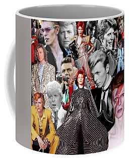 David Bowie 6 Coffee Mug
