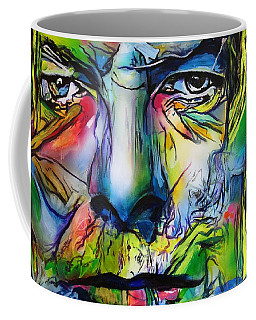 David Bowie Coffee Mug