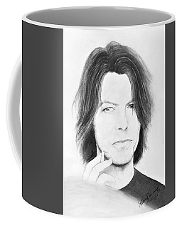 David Bowie - No Pressure Coffee Mug