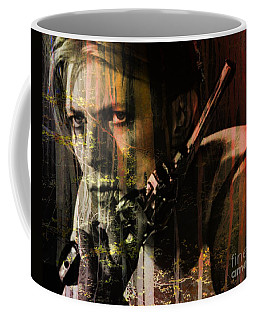 David Bowie / The Man Who Fell To Earth  Coffee Mug