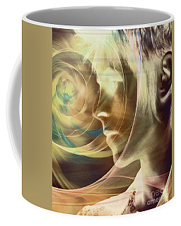 David Bowie / Transcendent Coffee Mug