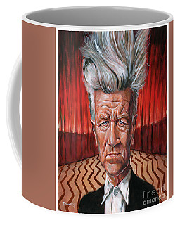 David Lynch Coffee Mug