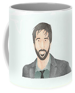 David Schwimmer Coffee Mug