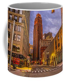 David Stott Building  Coffee Mug
