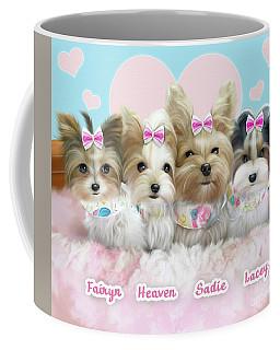 Davidson's Furbabies Coffee Mug