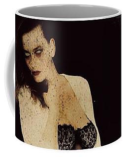 Coffee Mug featuring the digital art Dawn 1 by Mark Baranowski