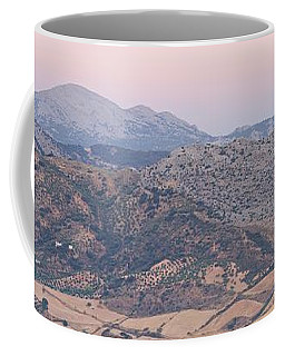 Dawn At Mirador De Ronda Coffee Mug