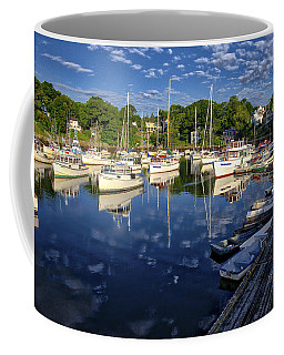 Dawn At Perkins Cove - Maine Coffee Mug