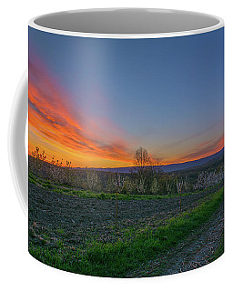 Dawn At Roe Orchards I Coffee Mug by Angelo Marcialis