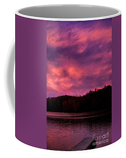 Coffee Mug featuring the photograph Dawn At The Dock by Thomas R Fletcher
