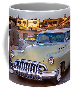 Dawn Buick Eight Coffee Mug