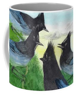 Dawn Chorus Coffee Mug