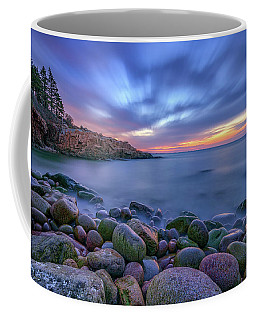 Dawn In Monument Cove Coffee Mug by Rick Berk