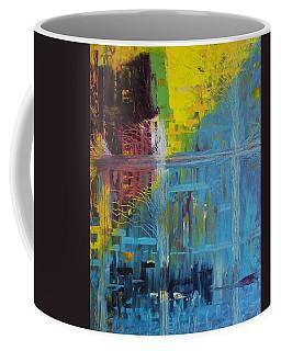 Dawn In The City Coffee Mug