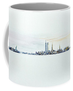 Dawn New York City Coffee Mug