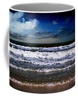 Dawn Of A New Day Seascape C2 Coffee Mug